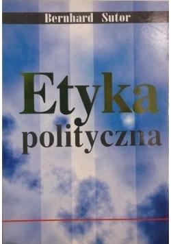 Etyka polityczna