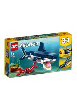 Lego CREATOR 31088 Morskie stworzenia 3w1