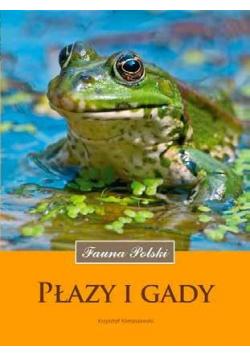 Płazy i gady. Fauna Polski