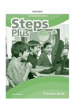 Step Plus 4 materiały ćwiczeniowe + online