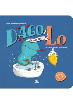 Dago i Lo. Mycie rąk