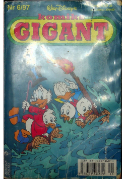 Komiks Gigant tom 6
