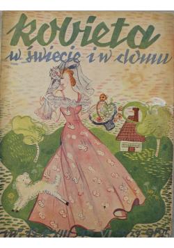 Kobieta w świecie i w domu nr 12 1937 r.