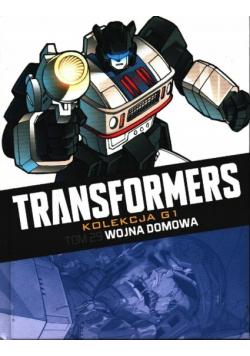 Transformers Tom 29 Wojna domowa