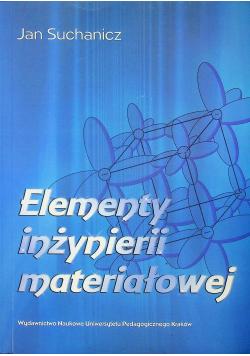 Elementy inżynierii materiałowej