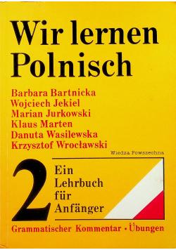 Wir lernen Polnisch tom 2