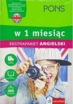 W 1 miesiąc Angielski Ekstrapakiet