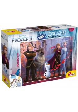Puzzle dwustronne Supermaxi 108 Frozen 2