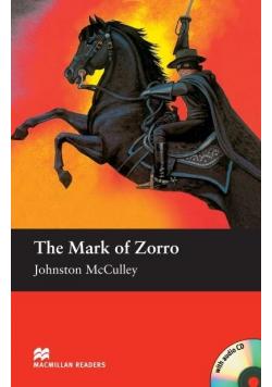 The Mark of Zorro Elementary + CD Pack