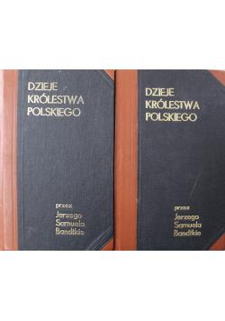 Dzieje Królestwa Polskiego Tom I i II 1820 r.