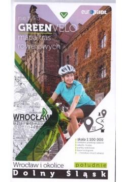 Green Velo. Wrocław i okolice cz. południowa