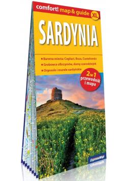 Comfort! map&guide XL Sardynia 2w1