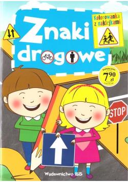 Znaki drogowe w.2020