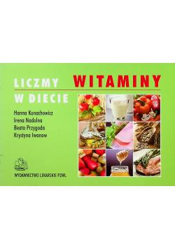 Liczymy witaminy w diecie
