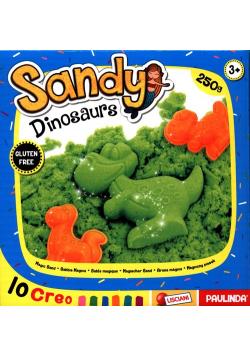 Sandy Piasek kinetyczny Dinozaury 250 g