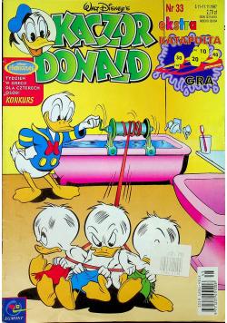 Kaczor Donald nr 33