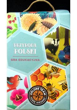 Przyroda Polski Gra edukacyjna