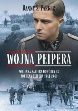 Wojna Peipera. Wojenna kariera dowódcy SS...