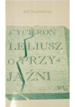 Cyceron Leliusz o przyjaźni