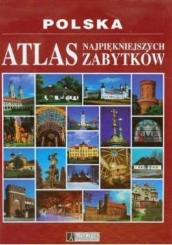 Polska Atlas najpiękniejszych zabytków