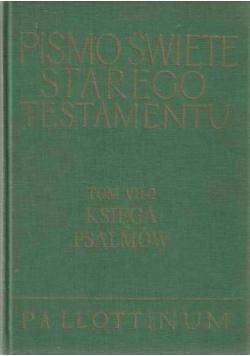 Pismo Święte Starego Testamentu Tom VII 2