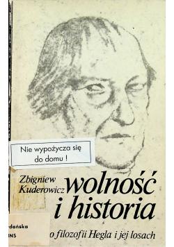 Wolność i historia