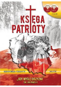 Księga Patrioty XS Ułan + 2 CD wersja H