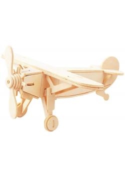 Łamigłówka drewniana Gepetto - Samolot G3