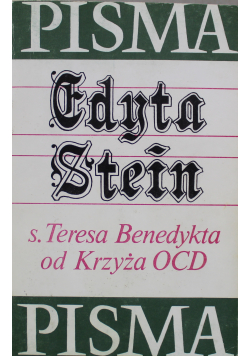 Stein Pisma Tom I