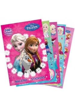 Nalepki A5 200 + Frozen II DERFORM