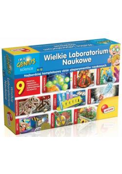 Mały Geniusz - Wielkie laboratorium naukowe