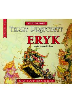 Eryk Świat Dysku Książka audio CD MP3 NOWA
