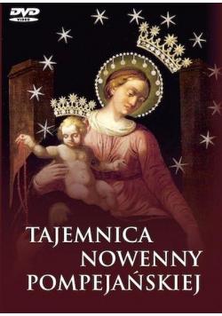 Tajemnica nowenny pompejańskiej książka + DVD