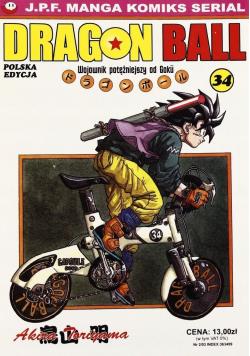 Dragon Ball Tom 34
