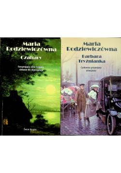 Czahary / Barbara Trzyźnianka