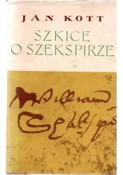 Szkice o Szekspirze