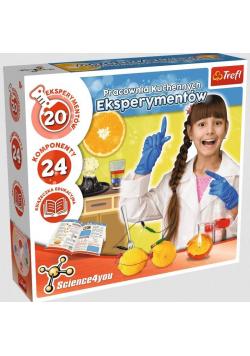 Science 4 You - Pracownia kuchennych eksperymentów