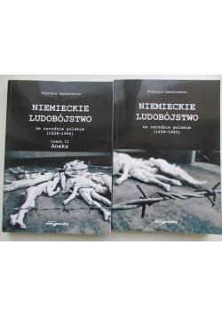 Niemieckie ludobójstwo na narodzie polskim (1939-1945) 2 części