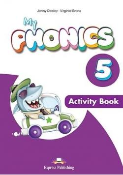 My phonics 5 AB + Digi material EXPRESS PUBLISHING