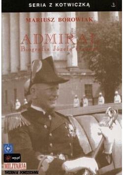 Admirał biografia Józefa Unruga