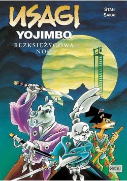 Usagi Yojimbo Bezksiężycowa noc