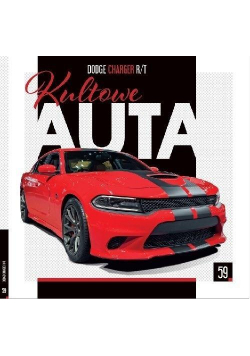 Kultowe Auta T.59 Dodge Charger R/T