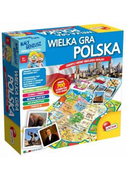 Mały Geniusz - Wielka gra Polska