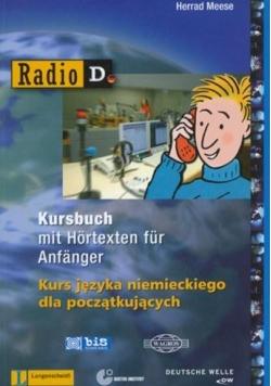 Radio D. Kurs języka niemieckiego...+ CD