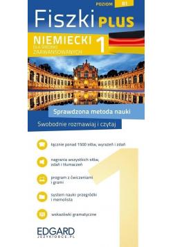 Niemiecki Fiszki PLUS dla średnio zaawansowanych 1