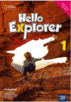 J. Angielski SP 1 Hello Explorer Podr. NE w.2020