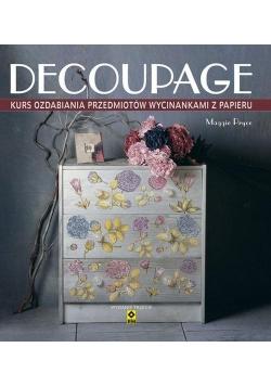 Decoupage. Kurs ozdabiania w.4