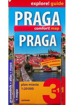 Praga explore guide 3w1