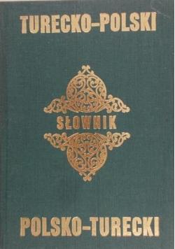 Słownik turecko polski  polsko turecki