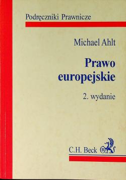 Prawo europejskie Część 2